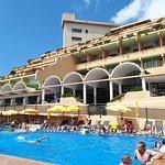 The Pool at Hotel Cortado
