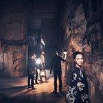 Maastricht Underground caves