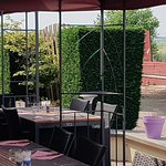 Terrasse Restaurant Le Boucher du Maximus