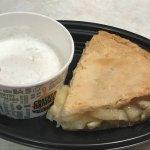 Apple pie to go