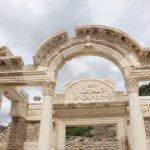 Ruins inside Ancient City