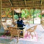 Inside Nameri Eco Camp