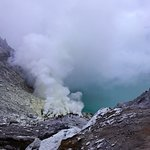 Fotografie: Ijen Crater