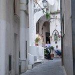Calles de Amalfi
