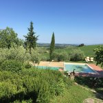 country Tuscan scenery