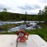 Matilda enjoyed Sweden too!