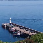 Mevagissey Lighthouse Quay