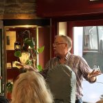 Master Jeweller Brian de Staic sharing his passion for Celtic History and Celtic Jewellery