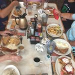 We love breakfast at the Spring House Family Restaurant in Murrells Inlet!  If you like the Crac