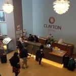Foto di Clayton Hotel Cardiff Lane