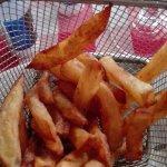 """les """"frites fraîches"""" de leur publicité sont plutôt des frites à l'huile de vidange !"""