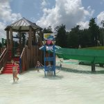 Splash Pad / Kiddie Area