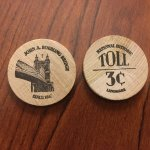 souvenir tokens