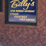 Billy's Steakhouse & Lounge