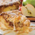 Apple Cinnamon Danish Bread Pudding