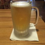 Ice Cold Beer In An Ice Cold Mug