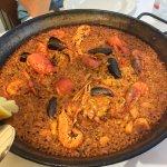 Seafood Paella, Fantastic
