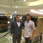 With General Manager Kunal Shanker