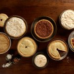 Just small selection of our amazing pies
