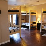 We have a total of 8 beds - grab one or grab them all. Group rates available.
