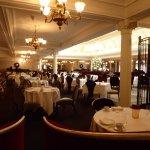 Fancy Restaurant - The Georgian