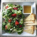 Our homemade salad dressings bring the uniqueness of the Blue Goose to your plate.