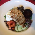 Our wonderful delicious Cobb Salad