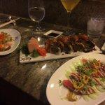 great sushi at Soy