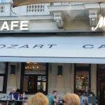 Café Mozart Foto