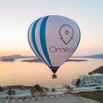 Hot air balloon rides by Omega Travel