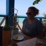 My wife's Shrimp Brochette! Yummy!