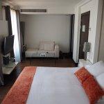 Hotel Hospes Puerta de Alcala Foto