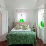 Floral Cottage Master Bedroom