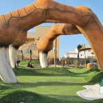 Adventure Golf Alvor, Algarve, Portugal