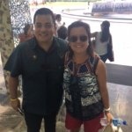 Hector, asistente personal super amables!! y tambien Alfredo (asistente personal)