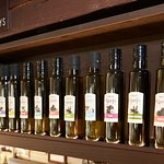 Schnapps selection