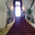 Grand stair case