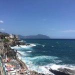 Passeggiata Anita Garibaldi a Nervi Foto