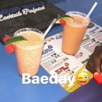 ALL the food n drinks were delicious! Enjoyed shrimp wrap ,frues & a smoothie  the staff were am