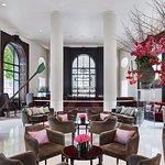 The Lobby bar in bloom