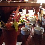 Saturday Make Your Own Bloody Mary Bar 11:00 AM - 2:00 PM