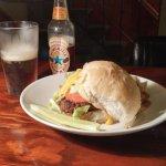 Beer & Burger Thursday 4:30 - 8:30 $10.95