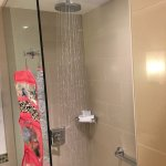 Very nice shower