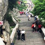 Some of the 6,293 Official Mountain Walkway Steps