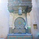 Morocco -replica fountain