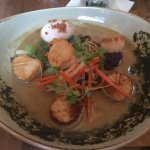 Seated George's Bank Sea Scallops