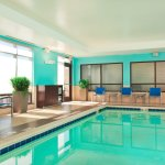 Newly Renoved SpringHill Suites Chesapeake Greenbrier Pool