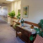 Hermann House Inn hallway
