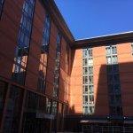Foto de Hilton Garden Inn Birmingham Brindleyplace