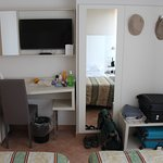 Room 220 Fridge, TV, Dressing Table etc